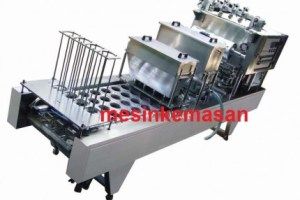 MESIN CUP SEALER 8 LINE