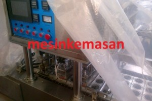 MESIN CUP SEALER 4 LINE