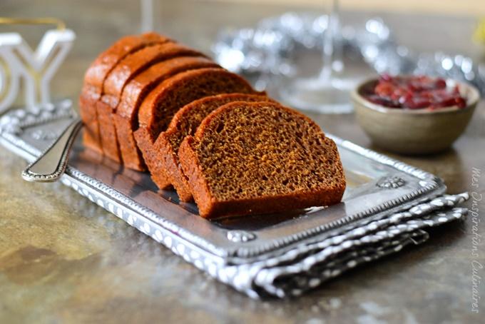 recette de pain d epices au miel