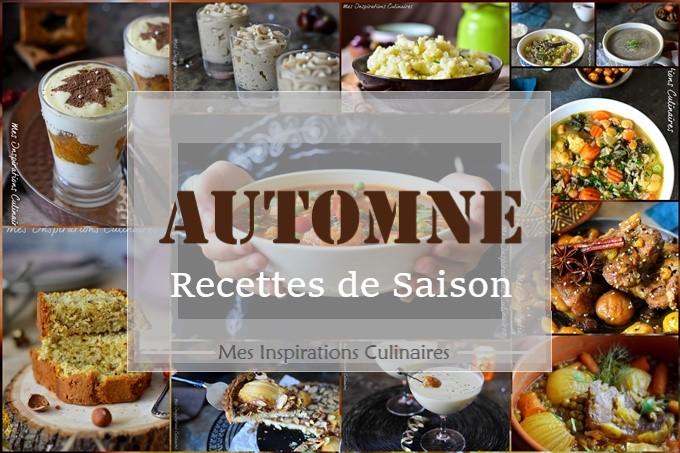 recette d automne