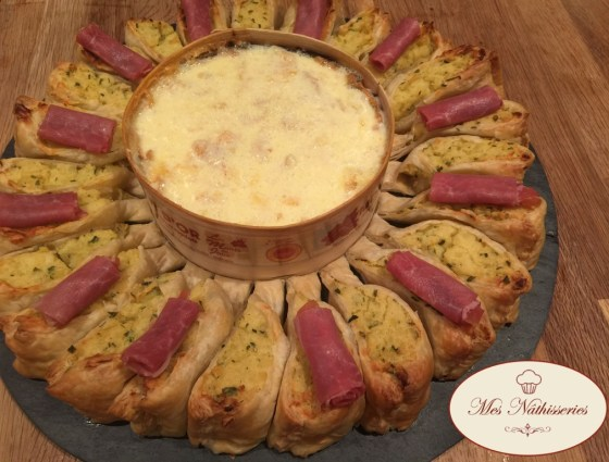 Tarte fondue