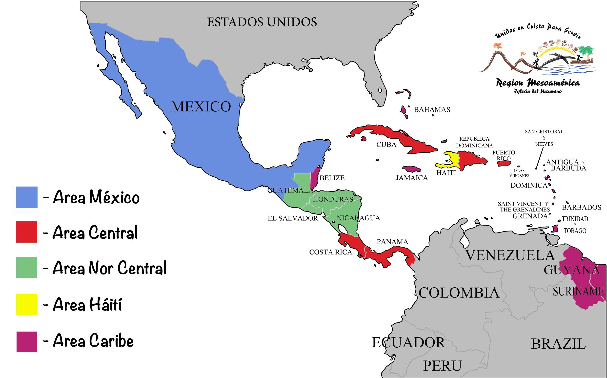 Cambios Importantes En La Region Mesoamerica Mesoamerica