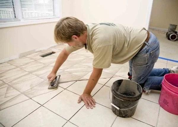 asbestos floor ceiling tiles usage