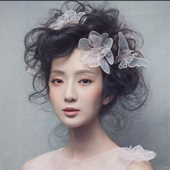 idees accessoires photo grossesse bijou cheveux