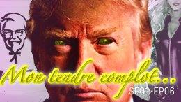 Trump reptilien tendre complot