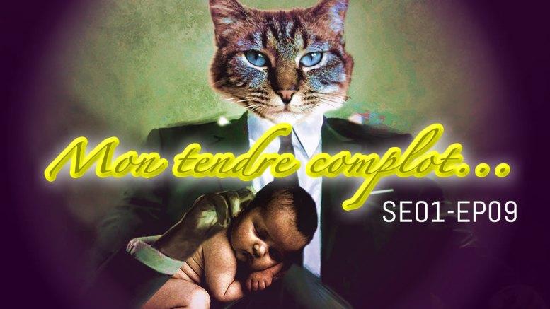 Complot Chat cat illuminati bébé baby
