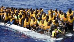 Migrants gilets jaunes