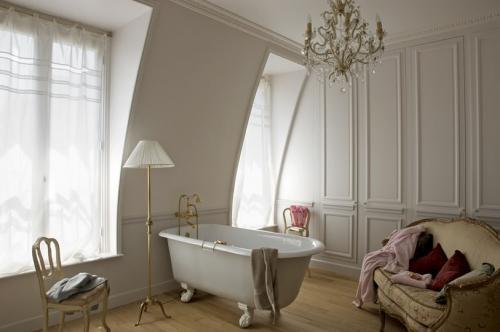 rideaux pour la salle de bain nos