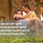 Les plus beaux textes d'amour