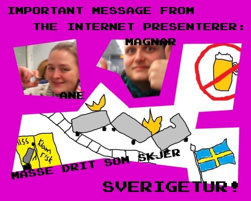 Overlevelsesguide – Sverige