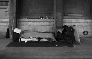 2014 The Experience homeless