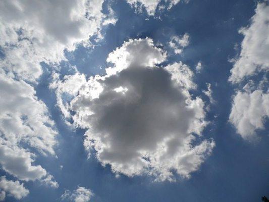 God Clouds