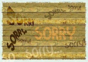 wood-sorry