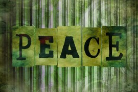 Peace peacemakers divine