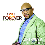 Anthony Cedars CD cover