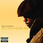 Ray Robinson CD Cover