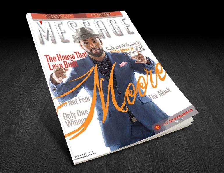 2016 September October Cover