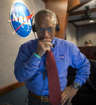 NASA Director Charles Bolden