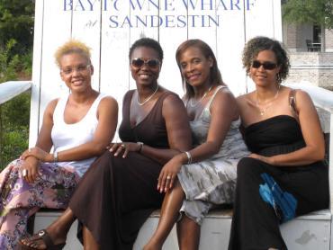 4 women friends