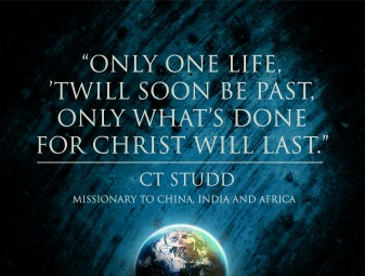 CT Studd Quote