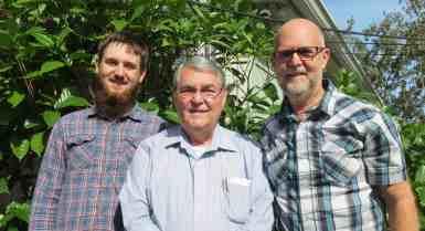 JJ, Jim and Brian