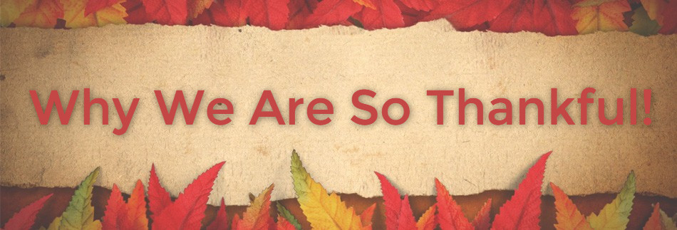 Come with Thanksgiving Christian Web Banner