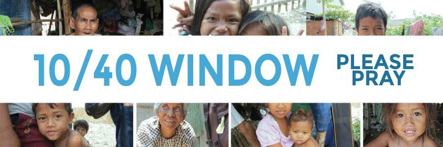 2015 October 10 40 Window Prayer