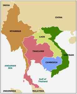 SE Asia Map 4