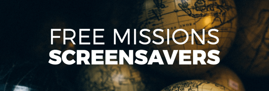 Free Missions Screensavers