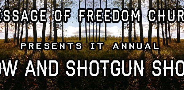 Bow & Shotgun Shoot Banner
