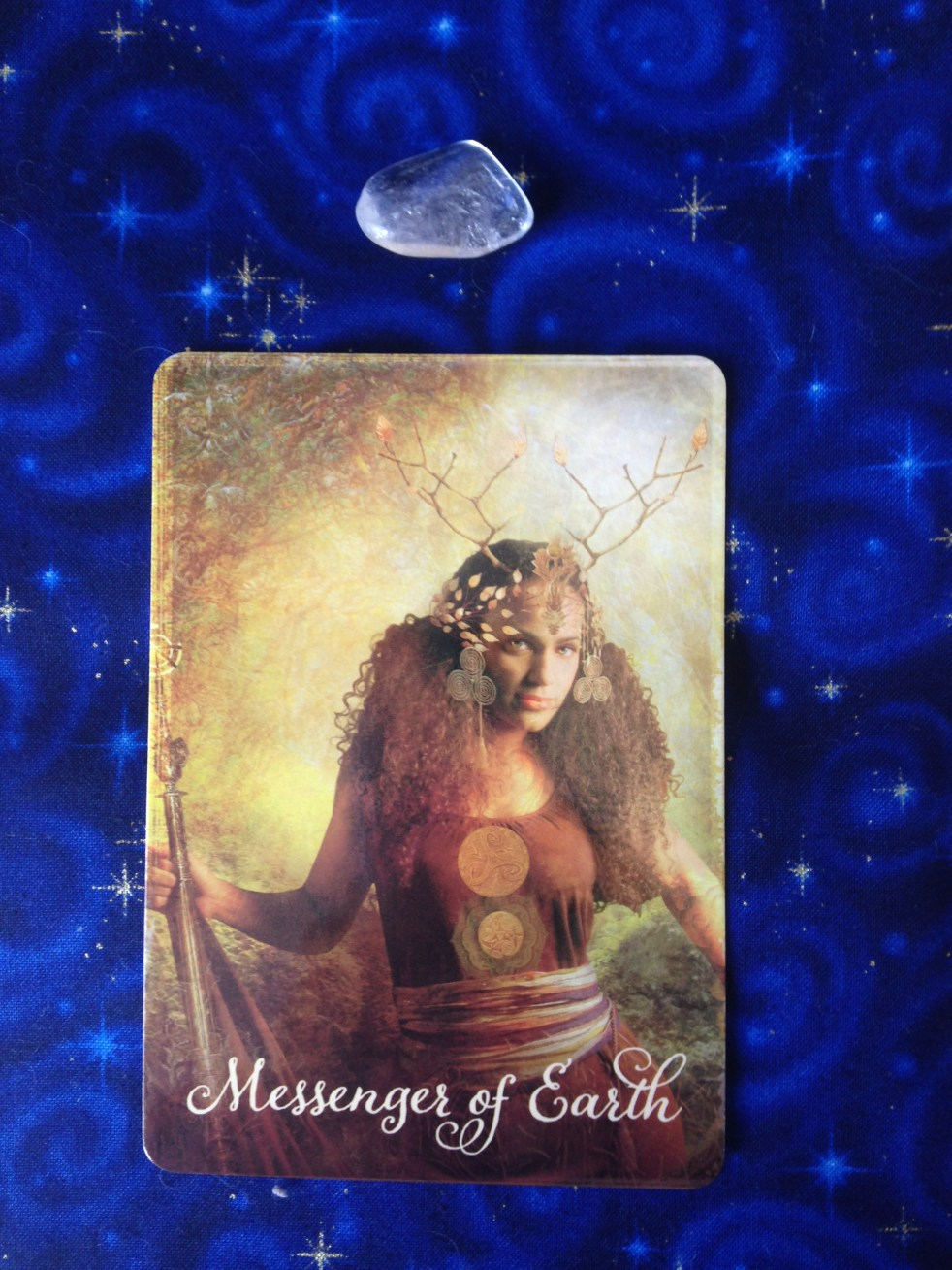Full Moon Oracle Card