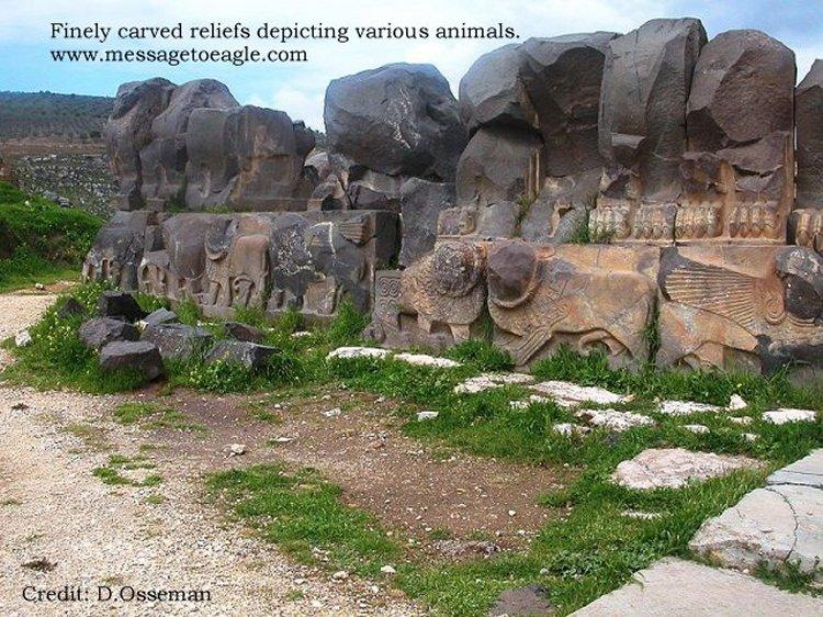 Ain Dara Temple - Osseman