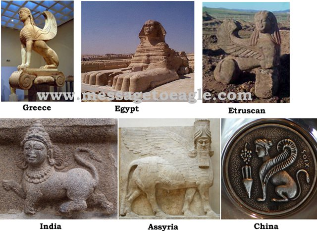 Mystery Of The Sphinx –  A Guardian Of Knowledge And Symbol Of Riddles And Intrigue