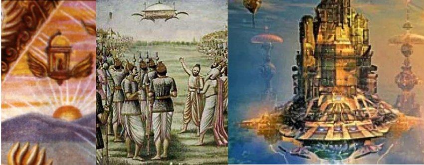 Vimanas in Vedas