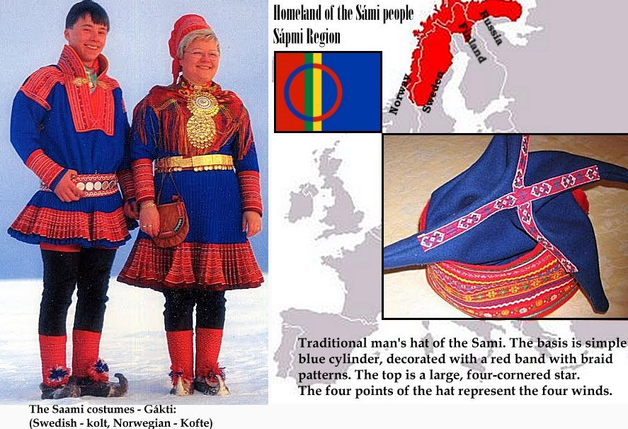 Image result for sami people