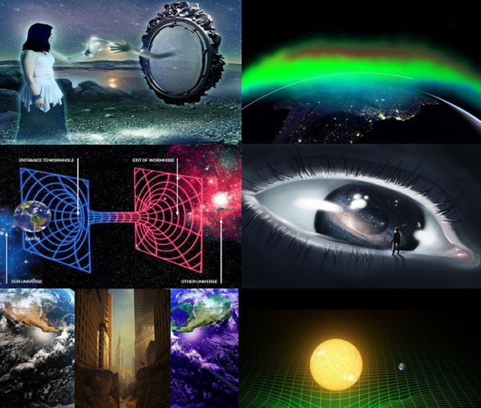 Universe Parallel Story