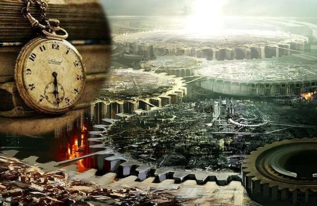 Parallel Universe Where Time Runs Backwards Discovered?