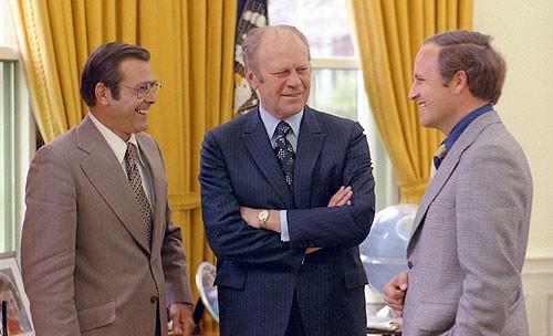 Cheney Ford Rumsfeld