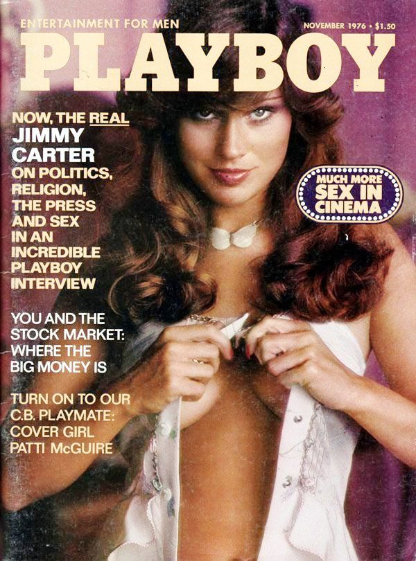 Playboy November 1976 Patty McGuire