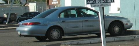 1995 Mercury Sable