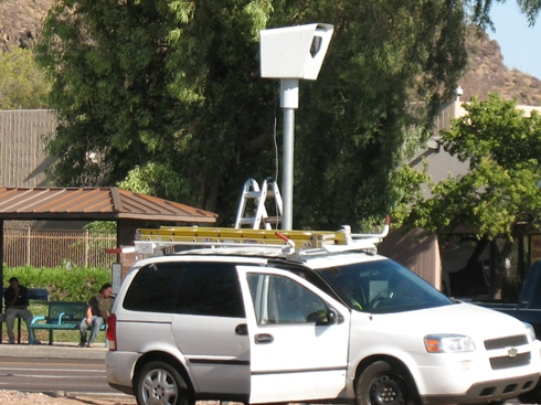 AZ Photo radar goes dark