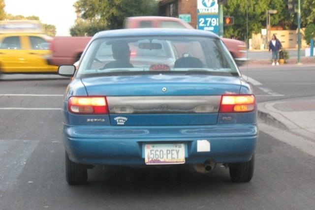 1994 Kia Sephia