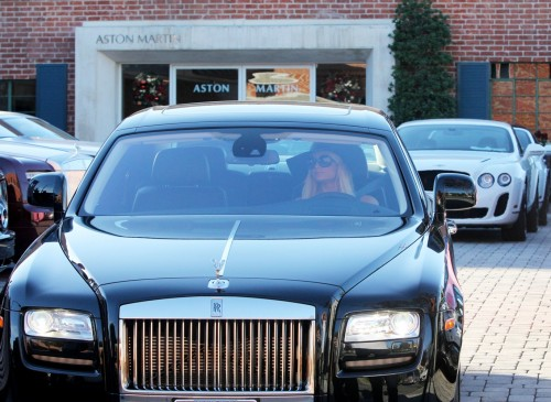 Rolls-Royce Ghost Paris Hilton