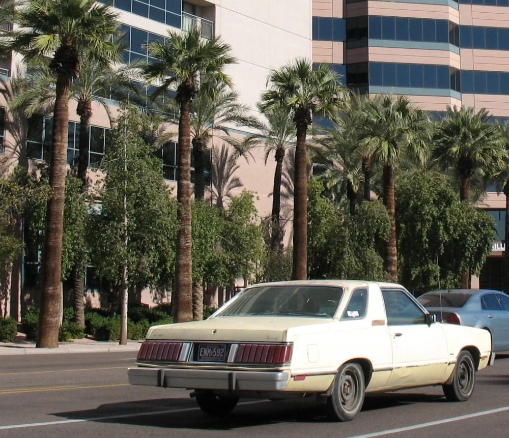 1979 Ford Fairmont Futura