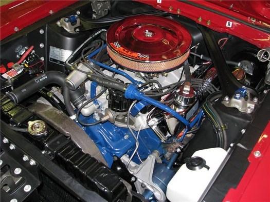 1968 Mercury Cougar 427