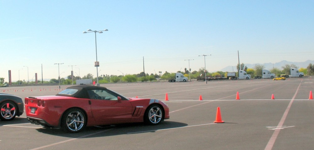 Corvette Gran Sport