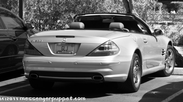 Mercedes Benz SL500