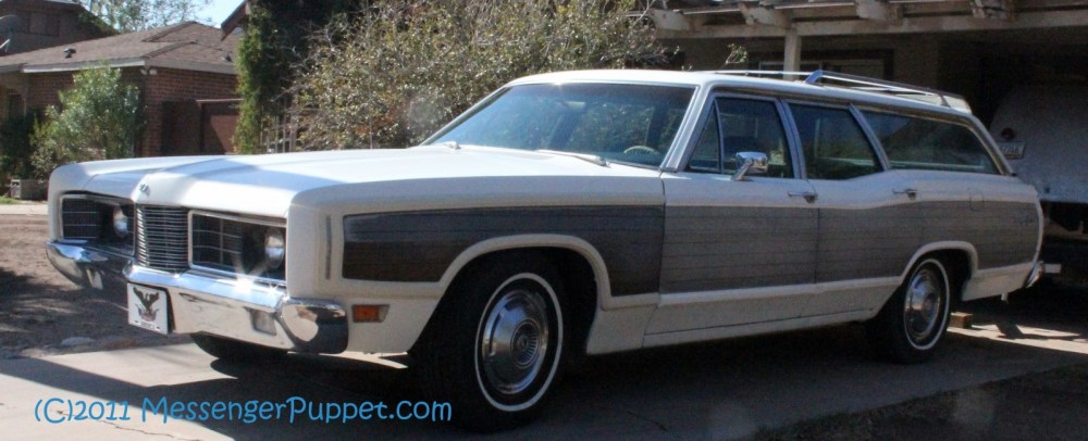 1970 Ford Country Squire