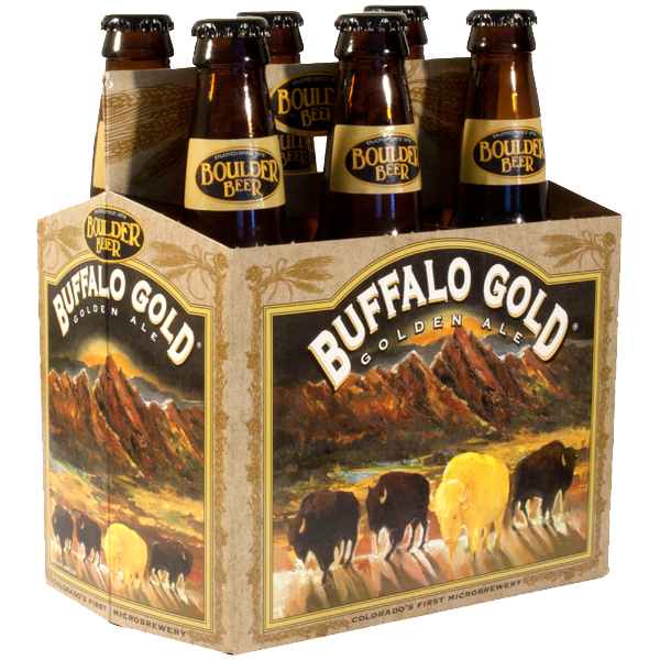 Buffalo Gold Golden Ale