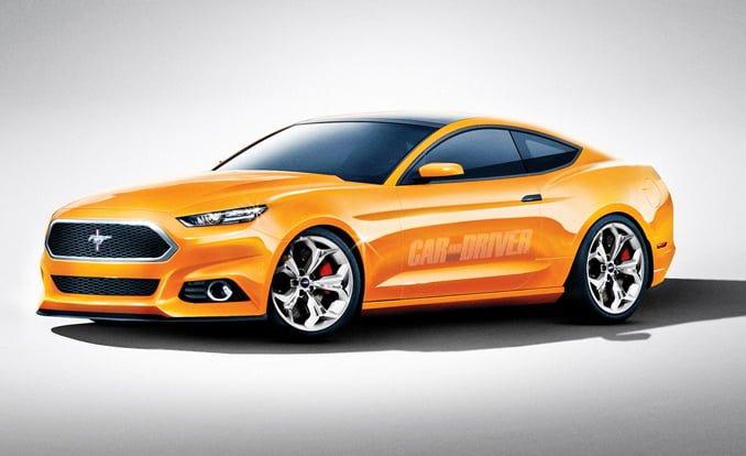 2015 Mustang?